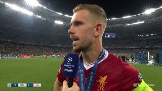 Download Jordan Henderson defends Loris Karius after Champions League final defeat to Real Madrid Video