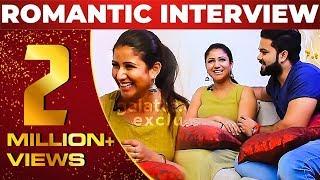 Download Alya Manasa & Sanjeev Romantic Interview EVER | Raja Rani | NPA 16 Video