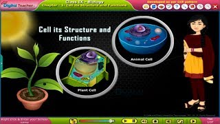 Download Cell its Structure and Functions, Class 9 Biology SSC| Digital Teacher Video