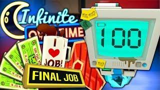 Download LEVEL 100 OF INFINITE OVERTIME - Job Simulator (VR) Video