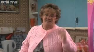 Download Mrs Brown Meets Ken and Barbie - Mrs Brown's Boys - Series 3 Episode 1 - BBC One Video