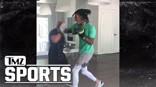 Download Wiz Khalifa's Getting Serious About MMA Training | TMZ Sports Video