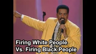 Download Steve Harvey on Firing White People Vs. Firing Black People Video