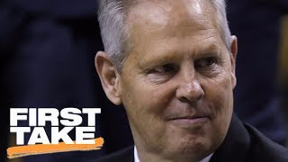 Download Stephen A. Smith sides with Danny Ainge over Isaiah Thomas | First Take | ESPN Video