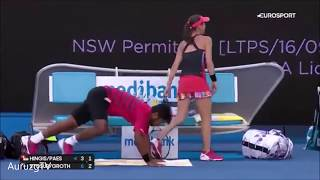 Download HD Funniest Tennis Moments Part-30 (Funny,Jack Sock,Djokovic,Nadal,Federer,Murray,Mo Video