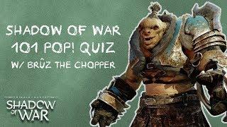 Download Official Shadow of War 101 Trailer feat. Bruz the Chopper Video