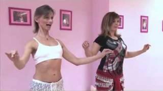 Download Activia výzva - Brušné tance - rýchla výuka Video