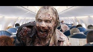 "Download Breaking: ""Zombie Airplane Apocalypse"" Man Biting Passengers! Video"