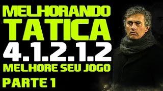 Download FIFA 15 - MELHORANDO TATICA 4-1-2-1-2 MELHORE SEU JOGO - PARTE 1 - CROCODILLOGAMES Video