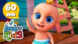 Download One Little Finger - Learn English with Songs for Children | LooLoo Kids Video