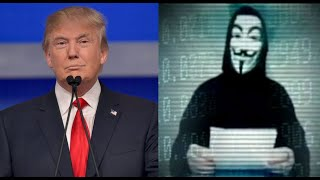 Download Donald Trump | 'Anonymous' Declares Cyber War on Trump Video
