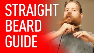 Download How To Straighten Your Beard | Eric Bandholz Video