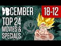 Download DBcember: Top 24 Movies and Specials: 18-12 Video