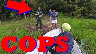Download COPS CALLED for FISHING?!?! 7 POUND BASS!!! Video