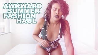 Download Awkward Fashion Haul Video