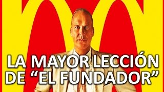 Download 🔥✅ La Mejor Lección de la Pelicula EL FUNDADOR / 👉La Historia de McDonalds y RAY KROC/ Emprender Video