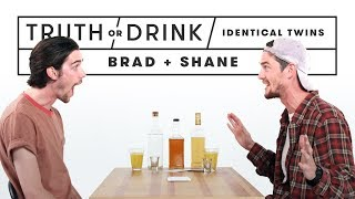 Download Identical Twins Play Truth or Drink (Brad & Shane) | Truth or Drink | Cut Video
