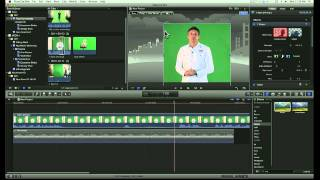 Download Final cut pro X Chroma keying Video