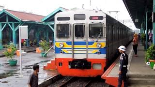 Download Stasiun Manggarai di malam hari 夕方のジャカルタ・マンガライ駅 Video