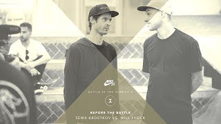 Download BATB X | Before The Battle - Sewa Kroetkov vs. Will Fyock Video