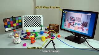 Download Getting started with OV4682 RGB-IR USB 3.0 Camera, See3CAM CU40 Video