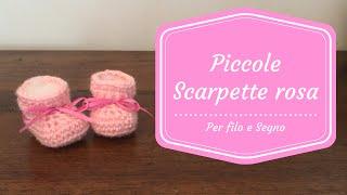 Scarpine A Crochet Facilissime Free Download Video Mp4 3gp M4a