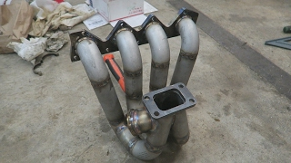 Download First Turbo Manifold I Have Ever Made Video