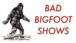 Download BAD BIGFOOT SHOWS- ralphthemoviemaker Video