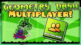Download GEOMETRY DASH MULTIPLAYER! Concept Video Video