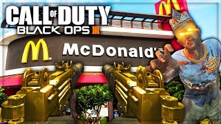 Download *NEW* McDonald's MAP GAMEPLAY!! (Call Of Duty Bo3 Custom Maps) Video