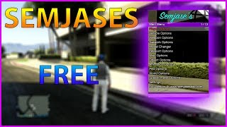 PS3/PS4/XBOX/GTA5] GRAND THEFT AUTO V SEMJASES MOD MENU MONEY FREE