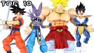 Download Top 10 S.H. Figuarts Dragon Ball Figures Video