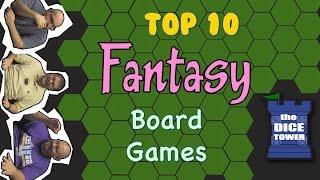 Download Top 10 Fantasy Games Video