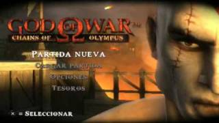 Download God of War Chains of Olympus - Hard Mode - Walkthrough - Part 1 - Las costas de Atica - HQ Video