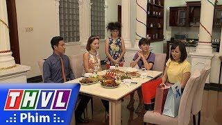 Download THVL | Những nàng bầu hành động - Tập 36[3]: Cả nhà đang vui vẻ thì bà Xuân lại đưa Thư về Video