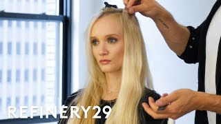 Download I Got Hair Extensions By Kim Kardashian's Stylist | Hair Me Out | Refinery29 Video