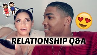 Download ANSWERING YOUR QUESTIONS ABOUT OUR RELATIONSHIP!! Video