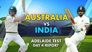 Download Shaun Marsh's wicket stands between India and victory - Harsha Bhogle Video