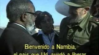Download Fidel Castro y Nelson Mandela Video