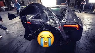 Download LAMBORGHINI CRASHES IN JAKE PAUL MUSIC VIDEO RANDY SAVAGE! * DESTROYED * Video