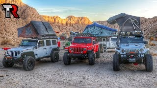 Download Take a Tour of Some Amazing Overland Camp Setups Video