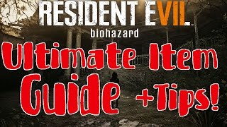Download Resident Evil 7 - Ultimate How-To Guide for Item Locations and Weapon Upgrades Video