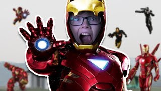Download I'M IRON MAN!! LETS BATTLE!!! - Roblox Video