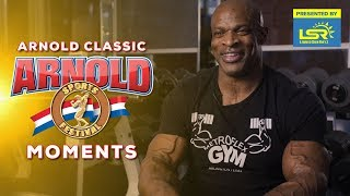 Download How The Arnold Classic Stopped Ronnie Coleman From Quitting Bodybuilding | Arnold Classic Moments Video