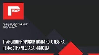 Download Урок польского языка (стих Чеслава Милоша) Video