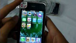 Download China Iphone 3GS Copy Version/Wifi Game Dual Sim Camera Shake Function Video