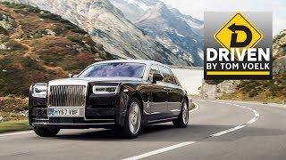 Download 2018 Rolls-Royce Phantom VIII Car Review Video