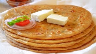 Download Aloo Paratha - No Stuffing Easy Recipe! Video
