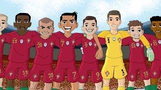 Download Portugal - A Tua Seleção (Vídeo Oficial) Video