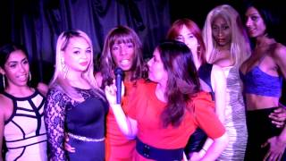 Download NYC TS Party @ Pangea Thurs with Dina Delicious Video